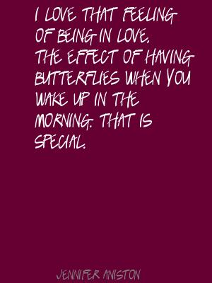 I Love That Feeling Of Being In Lovethe Effect Of Having Butterflies When You