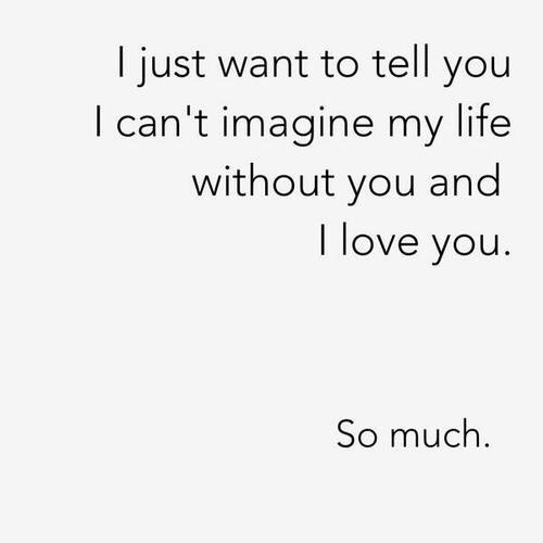 I Love You Quotes Tumblr