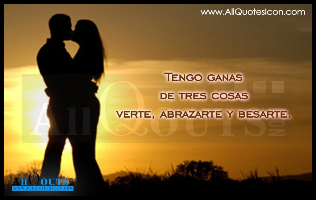 Inspirational Quotes In Spanish Love Feelings And Thoughts In Spanish Wwwallquotesicon