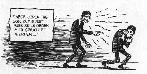 Robert Crumb Kafkas Tagebucher