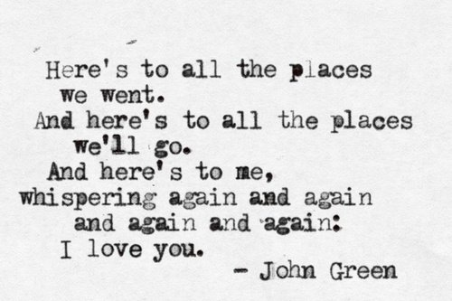 John Greens Novel An Abundance Of Katherines Is Filled With Many Stunning Lines When Youre In Love The Struggles In The Past And The Unknown Elements