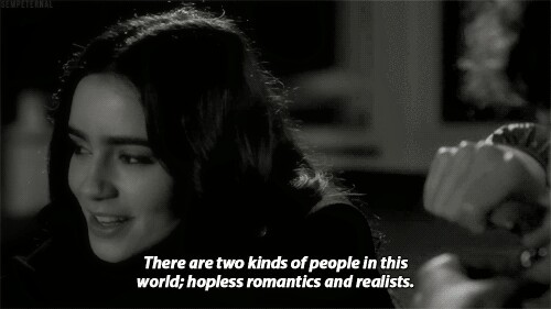 Quotes Love And Lily Collins Image