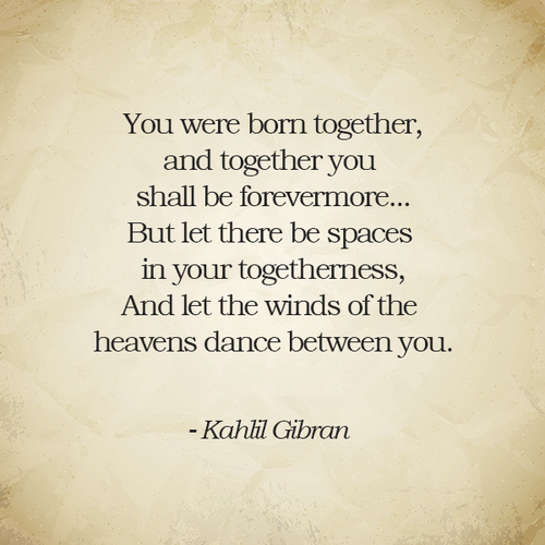 Couple Poem And Quote Image