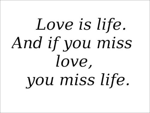 Life Is Short Quotes Love And Twitter Anna I Love This Quote