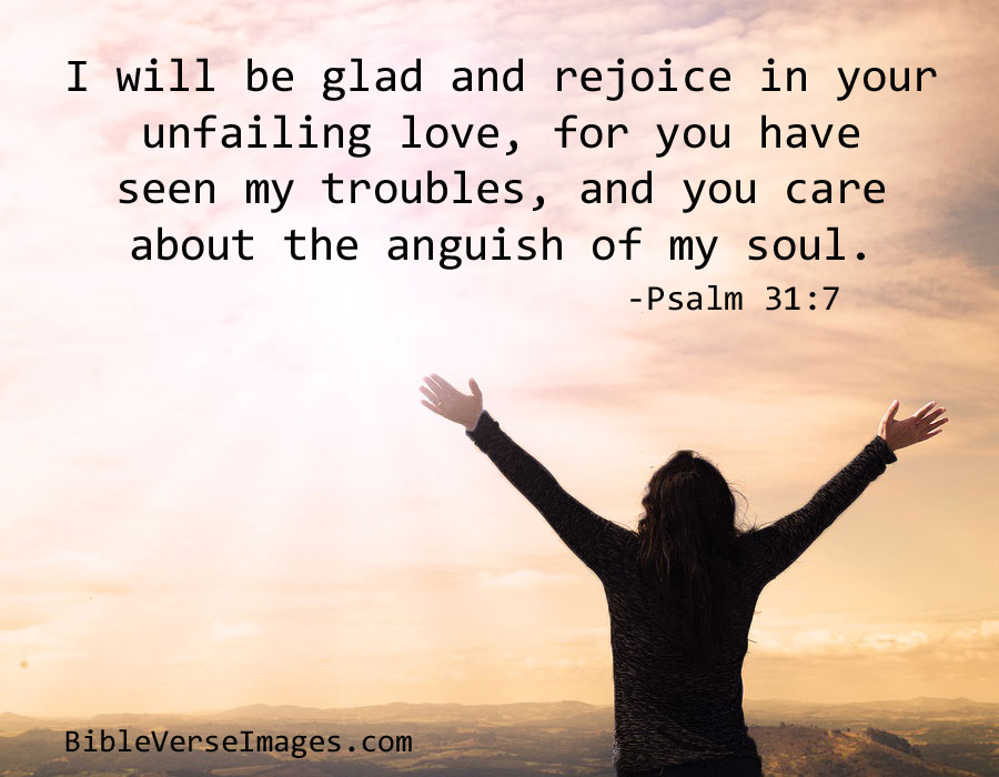Bible Verse About Love Psalm