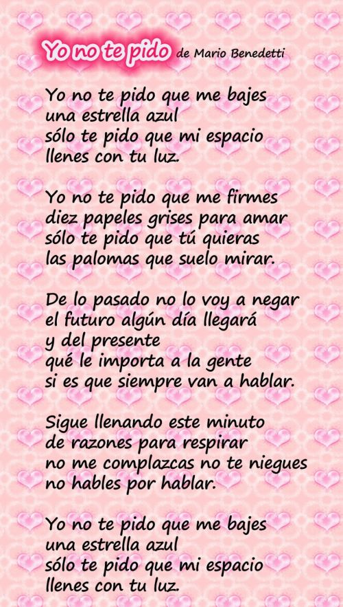 Short Love Quotes In Spanish For Him