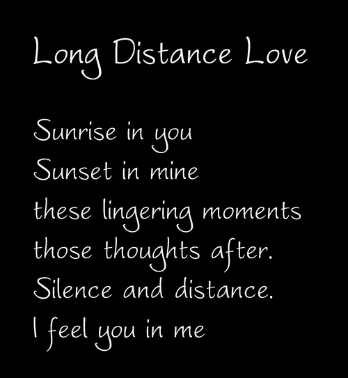 Long Distance Love Quotes For Her
