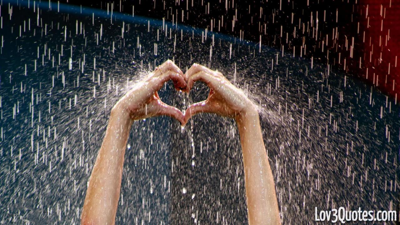 Love Is Like Rain