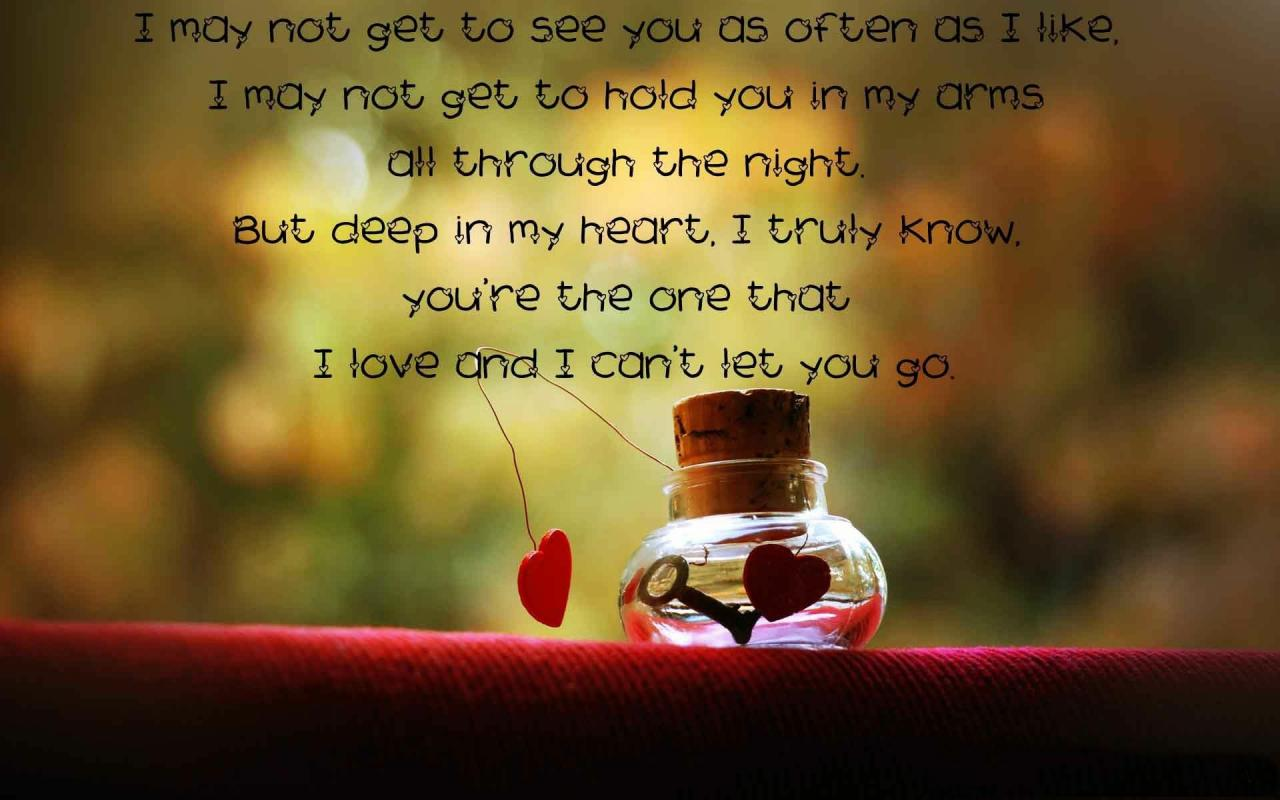 Heart Touching Love Quote Download By Sizehandphone Tablet Desktop Original Size