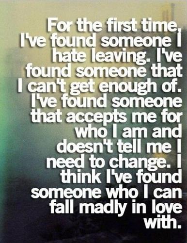 Madly Inlove Boyfriend Quotes