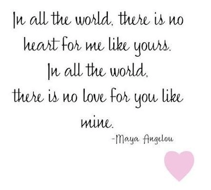 Maya Angelou Wedding Quotes