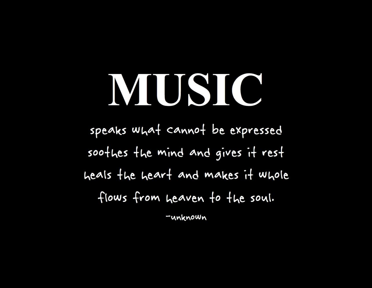 Love Music Quotes Soundtrack Of Your Soul Big Picturefine Focus