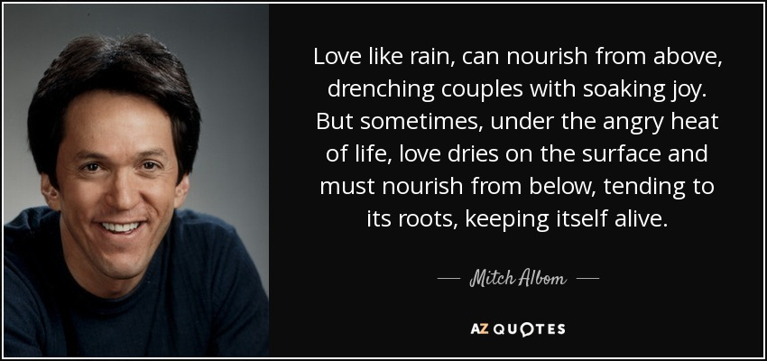 Love Like Rain Can Nourish From Above Drenching Couples With Soaking Joy But