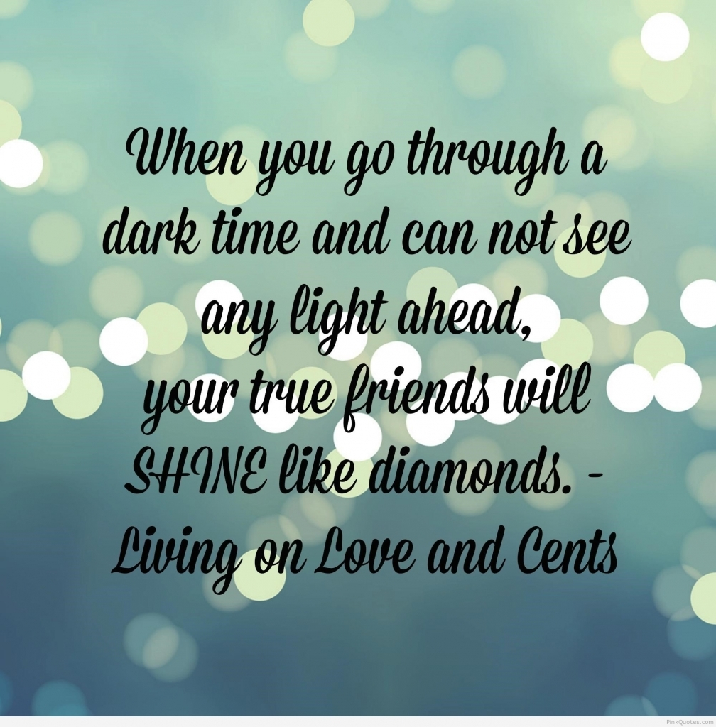 Quote Of The Day Friendship Friendship Day Wallpapers Quotes Messages Cards Pink Quotes