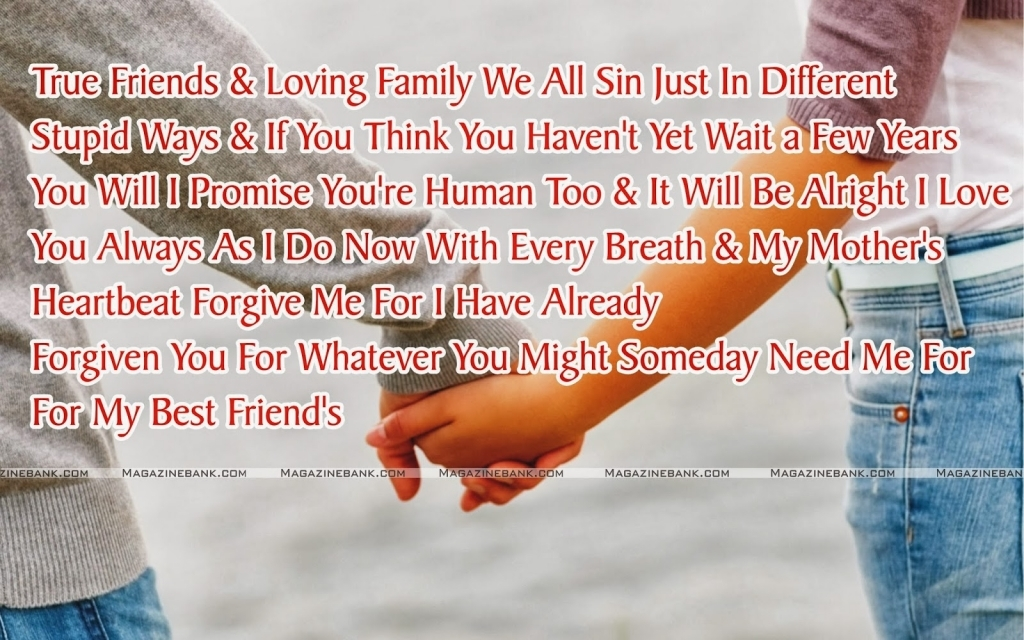 Quote On Friendship And Love True Love And Friendship Quotes Quotesgram