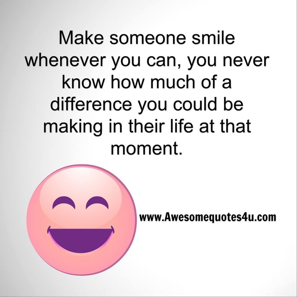 Quote To Make Someone Smile Likes Whatsapp Messages Greetings Quotes