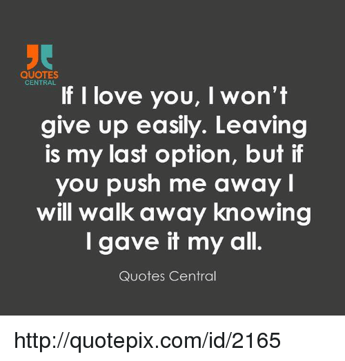 Love Memes And I Love You Quotes Central If I Love You