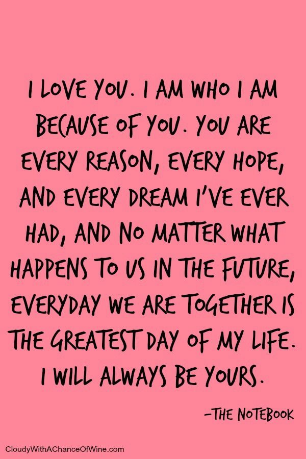 Quotes For Valentines Day Cards Love Quotes On Valentines Day For Her   Best Him On Pinterest