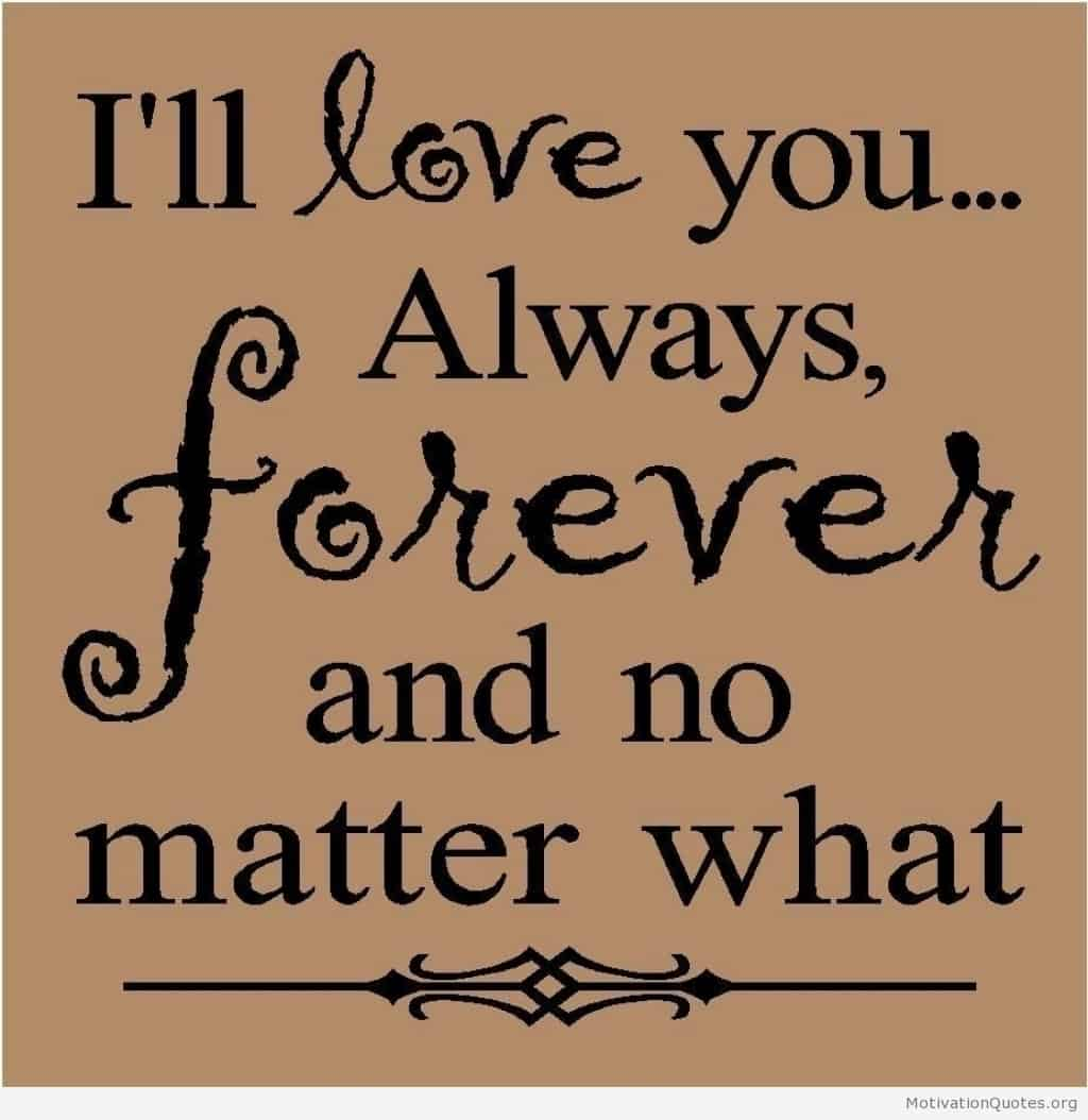 Quotes I Love You Forever
