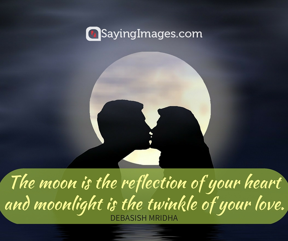 Romantic Moon Quotes