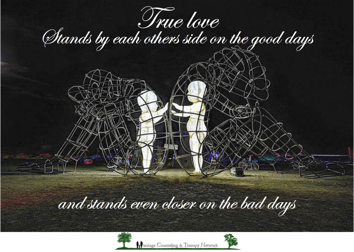 Marriage Quotes Love Quotes True Love Stands By Each Others Side On The Good