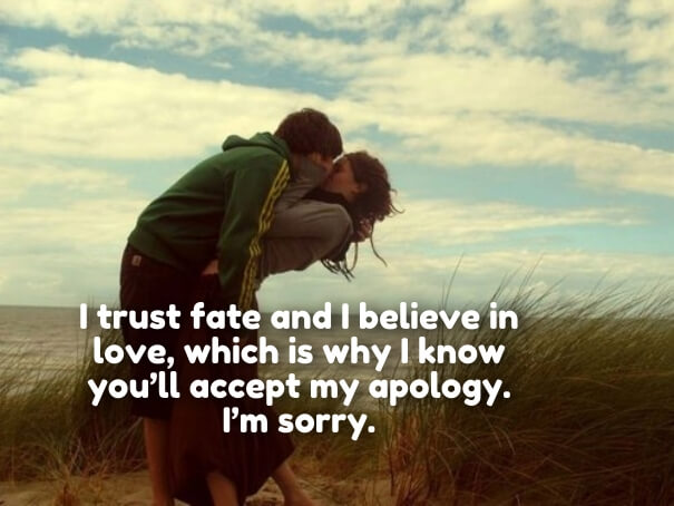 Sorry Love Quotes For Her Images