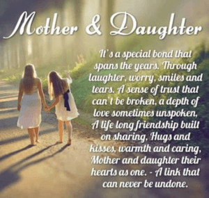 Special Bon Quotes Mother Daughter Quotes