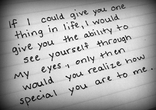 Special Unique Love Quotes