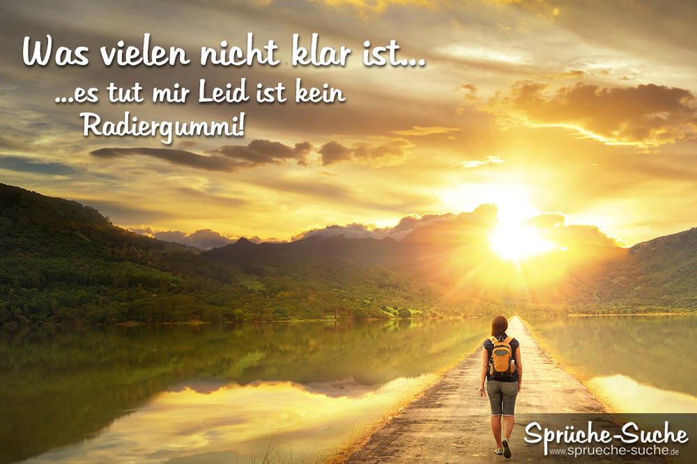 Spruchbild Leben Sonnenaufgang Und Neuanfang