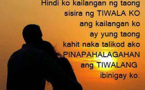 Tagalog Love Quotes Text Messages