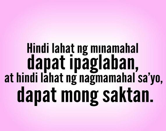 Romantic Tagalog Love Quotes