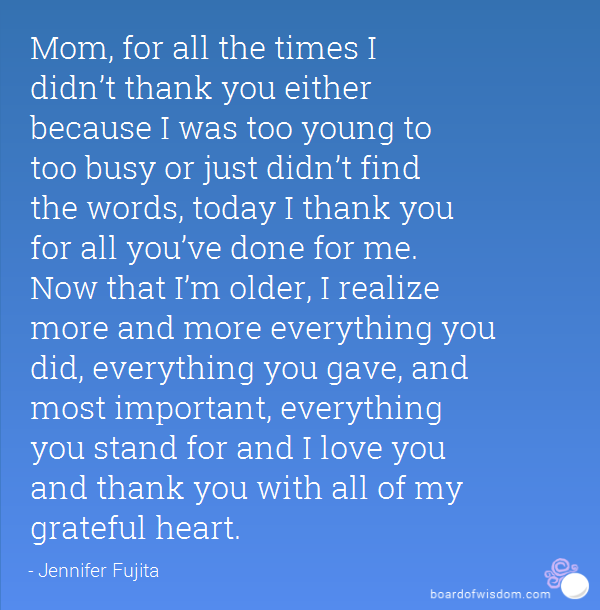 The Best Mothers Day Quotes