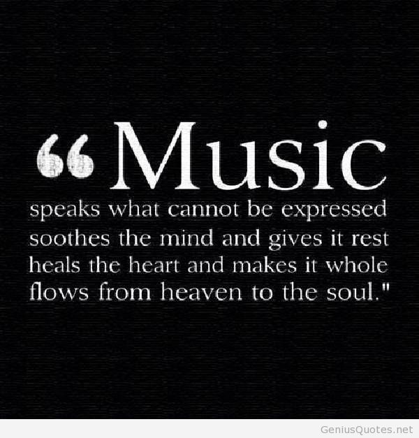 The Power Of Music Quotes