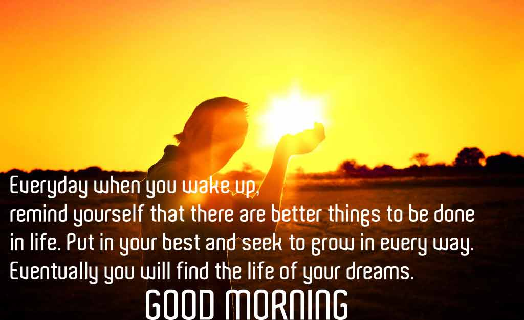 Inspirational Good Morning Quotes Messages Wishes