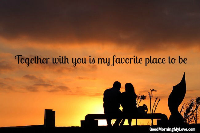 Together Love Quotes For Him From The Heart