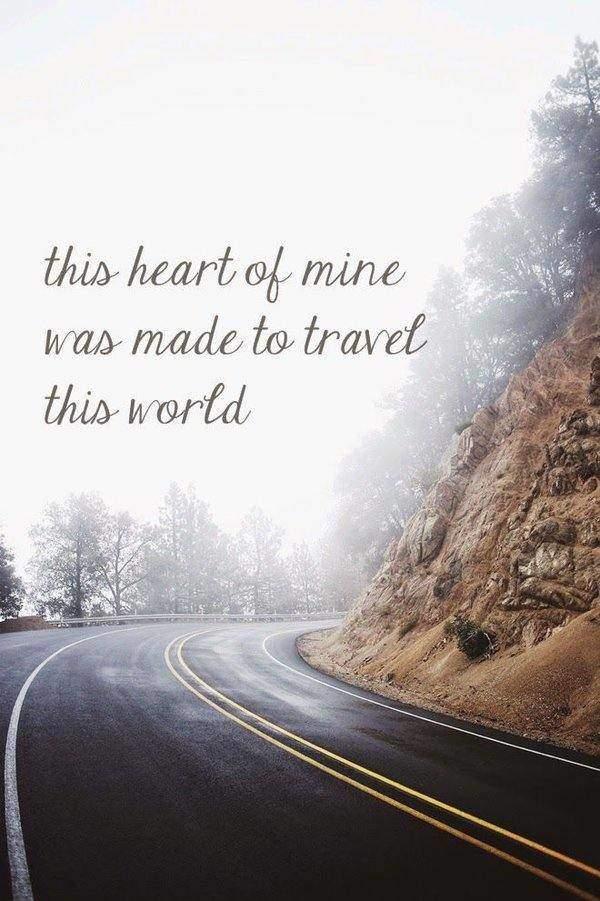 Travel Quotes Inspiring