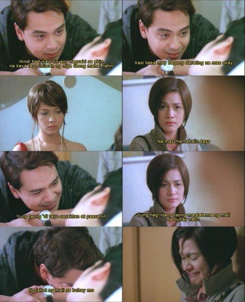 Top  Hugot Lines From Filipino Movies