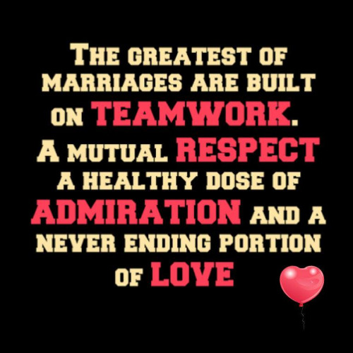 Love And Marriage Quote