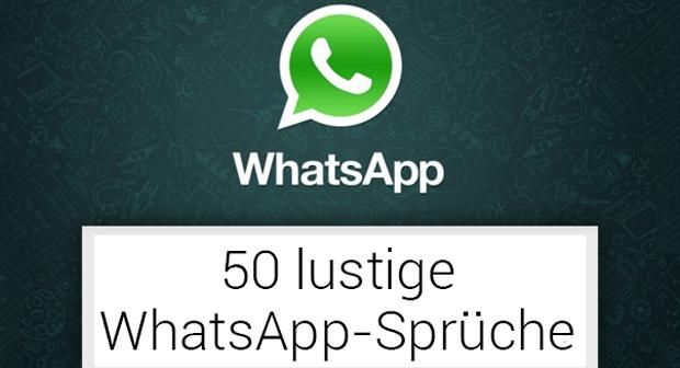 Whatsapp Sprueche