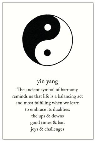 Yin Yang Quotes Birthday Card More Tumblr Yin Yang Quotes
