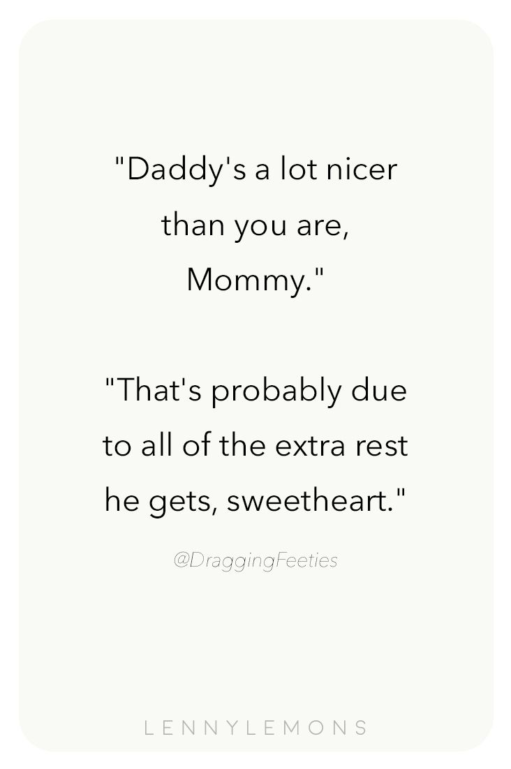 Thats Definitely The Reason Mom And Dad Parents Quotes Funny Quotes Lenny Lemons