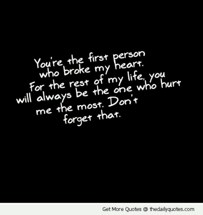 Love Quotes For A Broken Heart