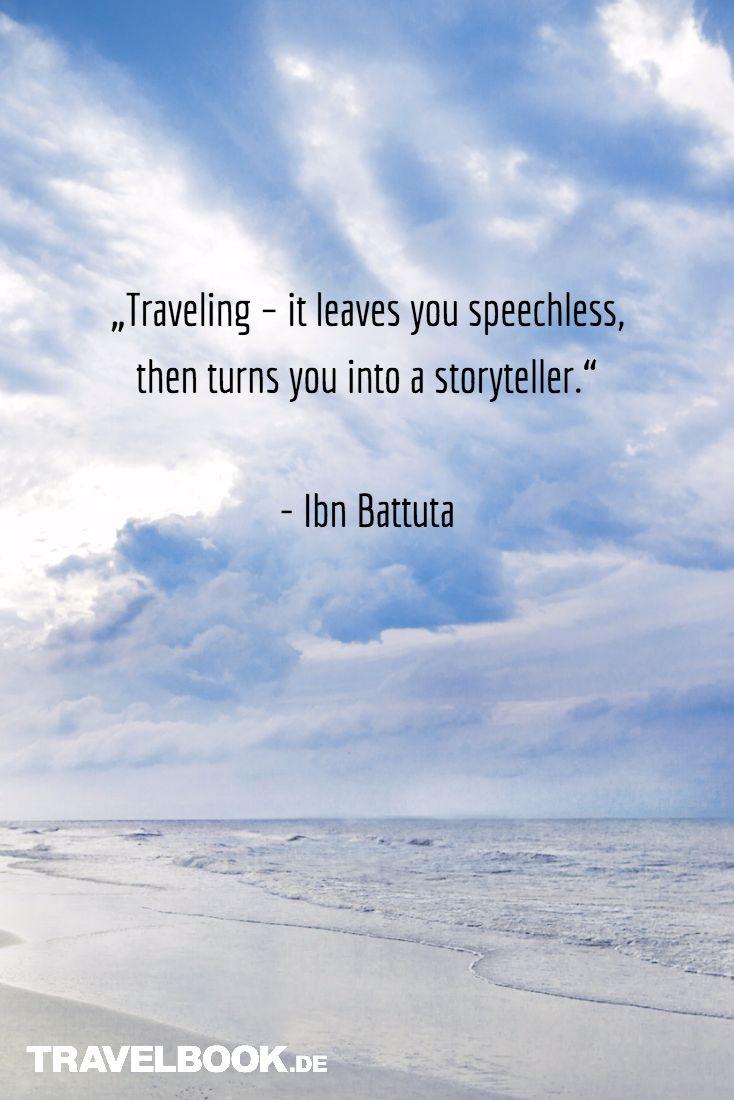 Besten Spruche Und Zitate Rund Ums Reisen
