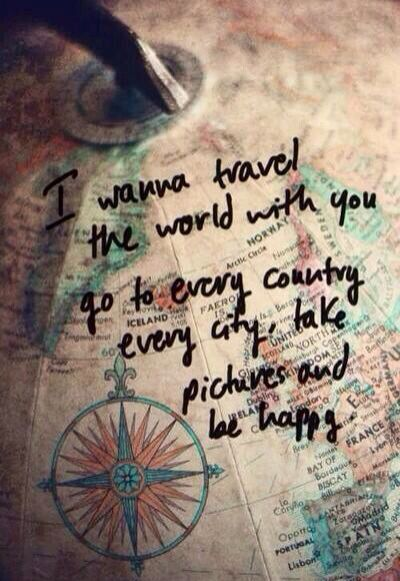 Inspiring Quotes That Will Make You Want To Travel The World Part I Traveltips