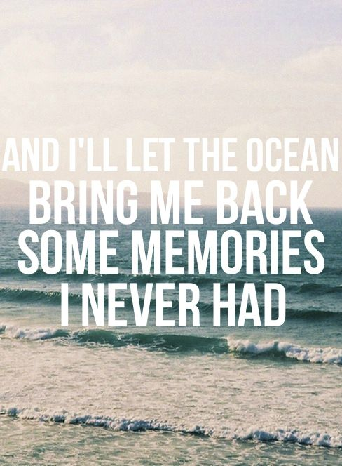 In Love With The Ocean Quotes
