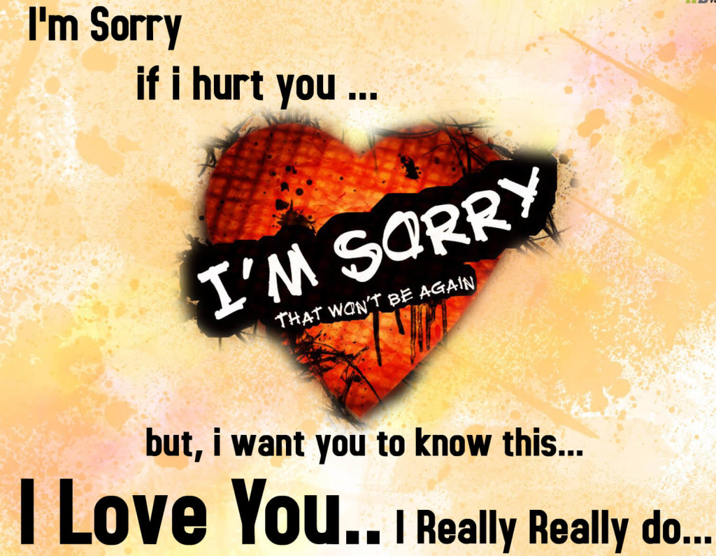I Am Sorry Messages For My Darling Dad I Am Sorry Messages For Him I Love U Messages