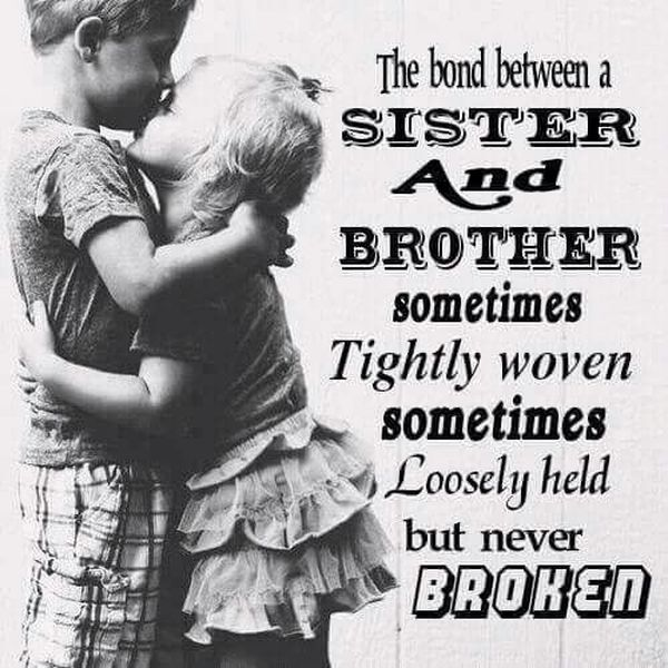 Sibling Quotes Pictures