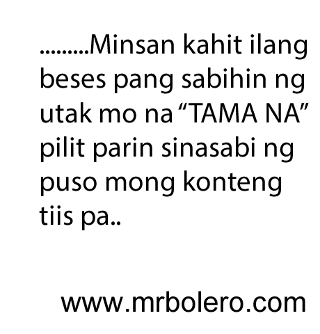 Best Sweet Tagalog Love Quotes