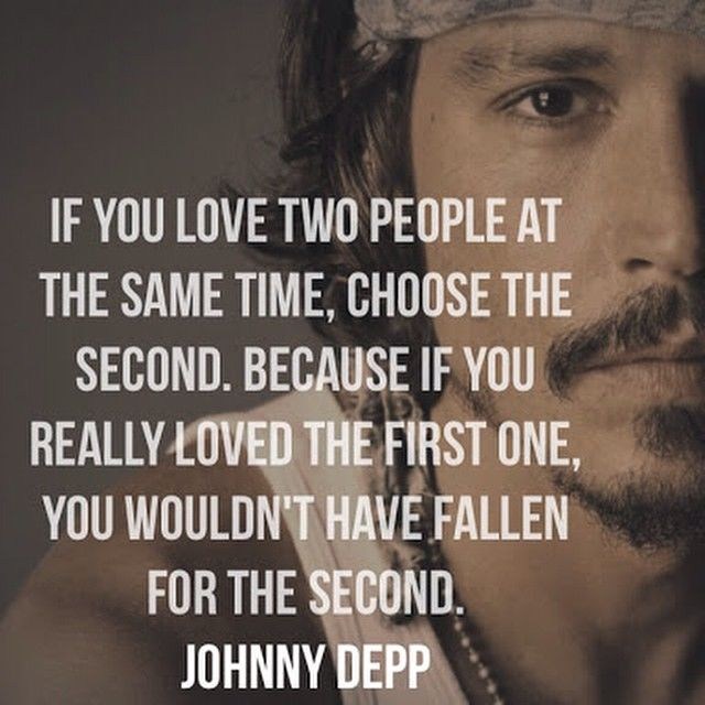If You Love Two People At The Same Time