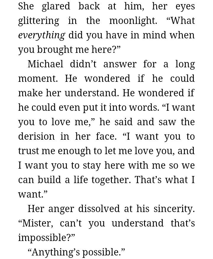Redeeming Love Quote He Knew She Was The One So He Didnt